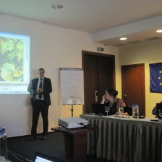 Expert meeting in Ryga, 2015 October