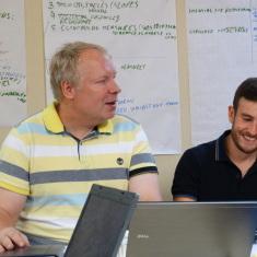 Expert meeting, Vilnius