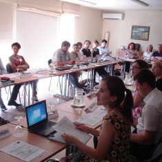 The very beggining - kick off meeting