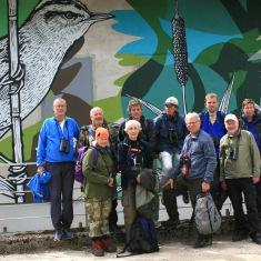 [:en]Norwegian ornithologists near the biggest Aquatic warbler in the world in Tulkiaragė[:lt]Norvegų ornitologų grupė prie didžiausios meldinės nendrinukės pasaulyje