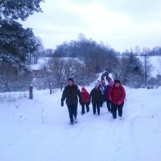 [:en]Hikers go further[:lt]Žygeiviai keliauja tolyn [:lv]  Uzsākot pastaigu