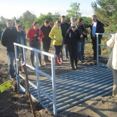 Study tour to Latvia and Estonia - learning about organic farming