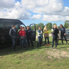 LIFE Viva Grass: Study tour to Latvia and Estonia - learning about organic farming