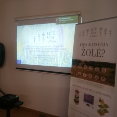 LIfe Viva grass monitoring meeting